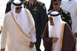 الملك سلمان يفاجئ العالم ويدعو أمير قطر لزيارة السعودية