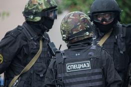 """روسيا تعلن القضاء على عناصر من """"تنظيم الدولة """""""