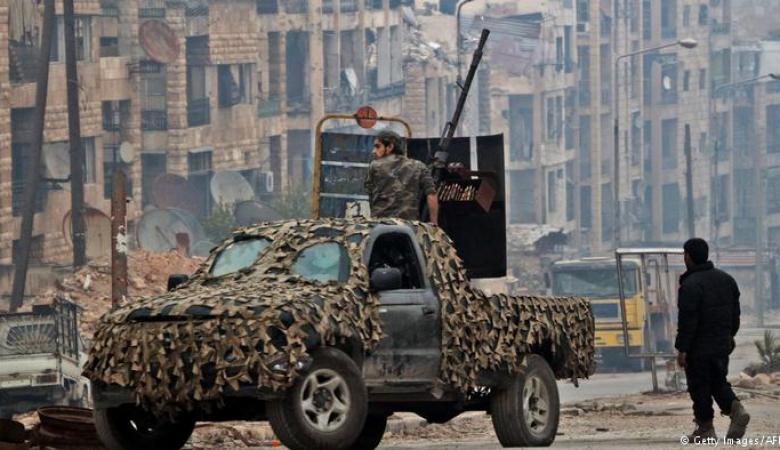 توقف المعارك في جنوب سوريا بعد سريان وقف لإطلاق النار