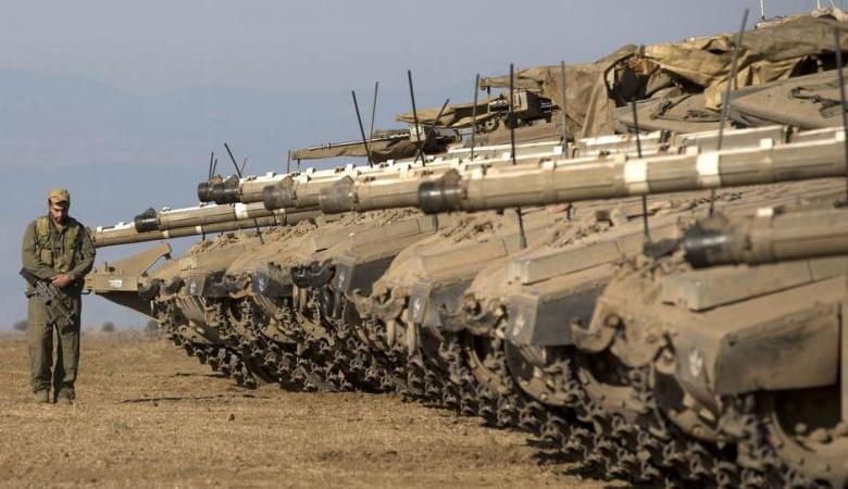 """جنرالات اسرائيل : هكذا سترد ايران على عملية """"درع الشمال """""""