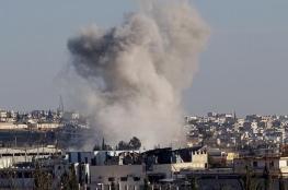 مقتل 8 مدنيين واصابة العشرات في قصف مدفعي للنظام السوري بريف حمص