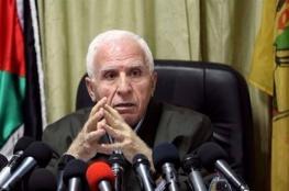 الأحمد: اتصالات مباشرة وغير مباشرة  مع حماس