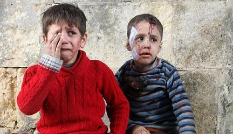 الوكالة اليهودية تسعى لنقل أيتام من حلب الى فلسطين المحتلة