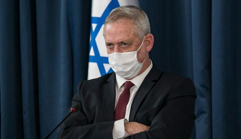 """""""اسرائيل"""" ..لا ضم دون موافقة غانتس"""