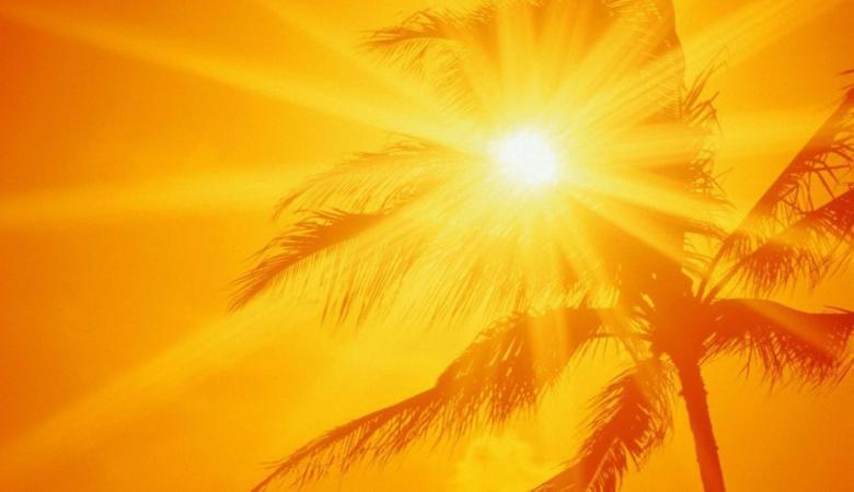 حالة الطقس: درجات الحرارة أعلى من معدلها بحدود 4 درجات