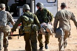 """الاحتلال ينهي مناورة كبيرة تحاكي """" غزو اسرائيل """""""