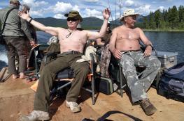 """روسيا : """"بوتين ليس مروضاً لأفاعي الشرق الاوسط """""""