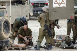 قنص ضابط ومجندة إسرائيليين على حدود غزة