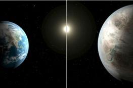 الكشف عن كوكب شبيه بالكرة الأرضية
