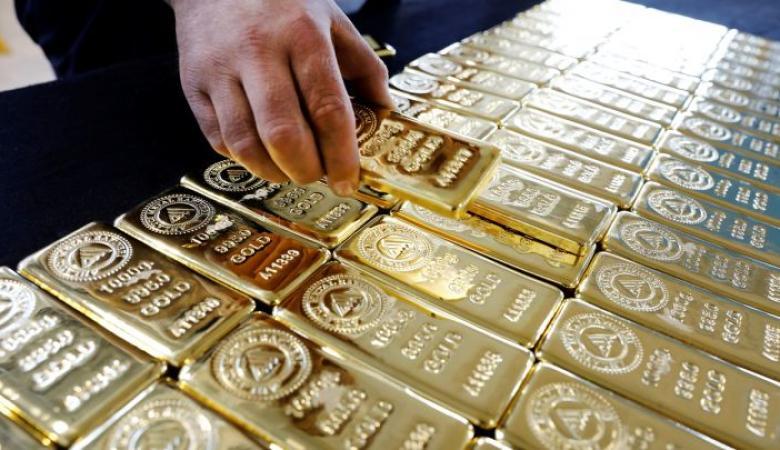 اسعار الذهب ترتفع الى اعلى مستوى لها منذ 3 أشهر