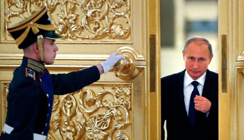 يديعوت : بوتين امر الأسد بعدم الرد على الغارات الاسرائيلية