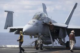 الجيش الامريكي يقصف مواقع ايرانية في شمال سوريا