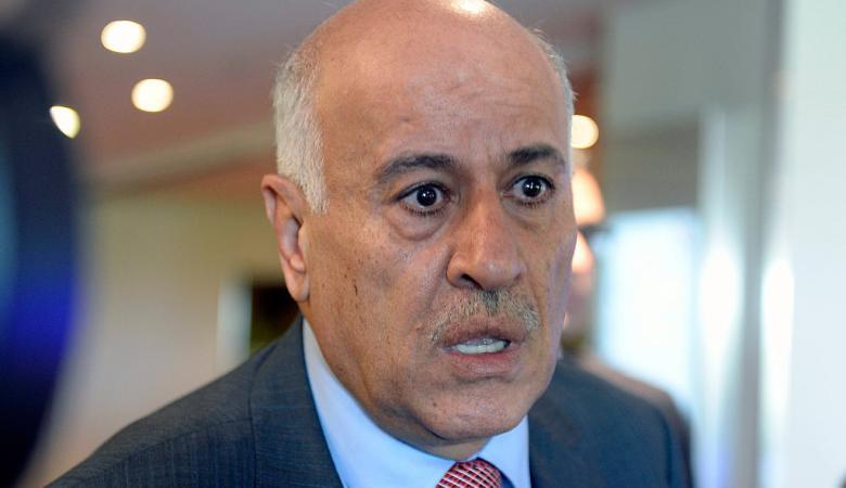 الرجوب يكشف تفاصيل اللقاءات مع المسؤولين المصريين