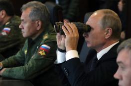 """بوتين يؤكد دعمه لفكرة انشاء جيش اوروبي موحد كبديل عن """"الناتو """""""