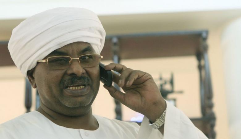حرس رئيس المخابرات السوداني السابق يمنع النيابة من توقيفة