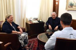 الاردن يرفض عودة السفيرة الاسرائيلية الى عمان