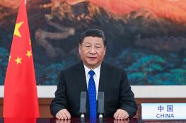 الرئيس الصيني يعلن ان بلاده استطاعت تجاوز كورونا