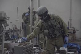 جنين: الاحتلال يغلق ورشة حدادة ويستولي على مخارط ومعدات في عرابة