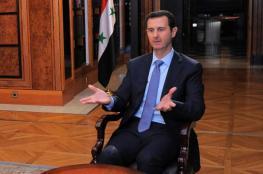 اسرائيل تهدد بقصف قصر بشار الأسد