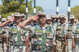 الولايات المتحدة تسلم الجيش الاردني آليات عسكرية جديدة