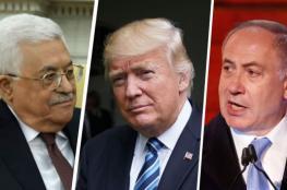قبيل خطابه ..ترامب يهاتف نتنياهو والعاهل الاردني والرئيس عباس