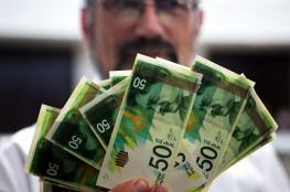 """أزمة الرواتب تطيح بمؤشر """"سلطة النقد الفلسطينية  """""""