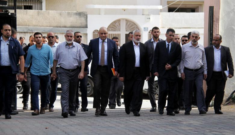 الوفد الامني المصري يصل قطاع غزة خلال أيام