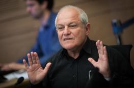 """""""اسرائيل """" تقرر محاكمة وزير الرفاه بتهمة الاحتيال وخيانة الامانة"""