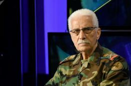 """قائد جيش التحرير الفلسطيني يدعو الى رص الصفوف لاسقاط """"صفقة القرن """""""