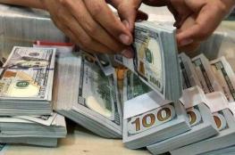 انخفاض سعر صرف الدولار أمام الشيكل