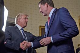 """ترامب يصدم واشنطن باقالة مدير """" FBI """""""
