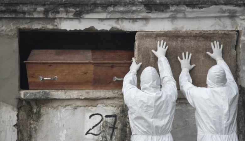 كورونا في البرازيل : اكثر من الف وفاة خلال 24 ساعة الماضية