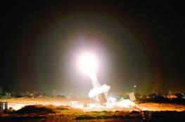 غزة تترقب ردا اسرائيلياً على صاروخ تل ابيب