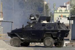 """البحرين : ضبط أسلحة ايرانية كافية لتدمير نصف العاصمة """"المنامة """""""