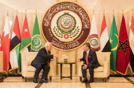الرئيس يصل الاردن للمشاركة في القمة العربية