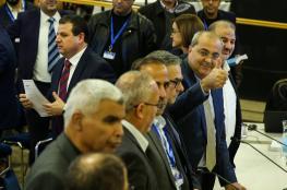 """وزير اسرائيلي يهاجم نواب المشتركة ويصفهم """"بالمخربين """""""