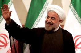 ايران :  روحاني يفوز بولاية رئاسية ثانية
