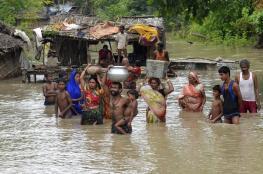 ارتفاع عدد ضحايا فيضانات الهند إلى أكثر من 400 قتيل