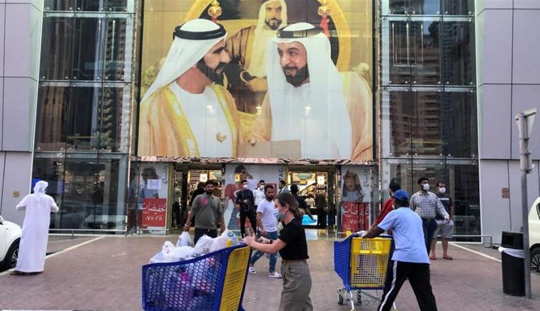 ارتفاع حاد ..الإمارات تسجل مئات الاصابات بفيروس كورونا