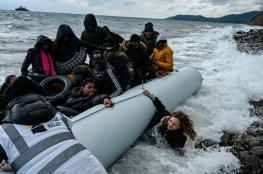 تركيا : عبور 143 الف مهاجر الحدود مع اليونان