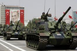 أوغلو يؤكد إمكانية إرسال قوات برية إلى سوريا إذا اقتضت الحاجة