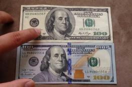 الدولار يهبط الى أقل سعر له مقابل الشيقل منذ نحو اسبوعين