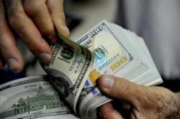 الدولار يواصل انخفاضه امام الشيقل