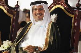 ولي عهد البحرين يتصل بوزير الدفاع الامريكي