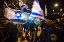 اعتقال شابين فلسطينيين تسللا الى داخل مستوطنة كريات أربع