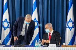 نتنياهو يسعى للانقلاب على غانتس وطرده من رئاسة الحكومة