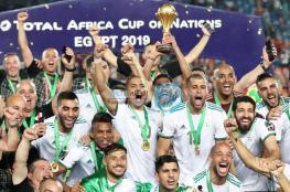 مدرب منتخب الجزائر: نسعى للفوز بكأس العالم 2022
