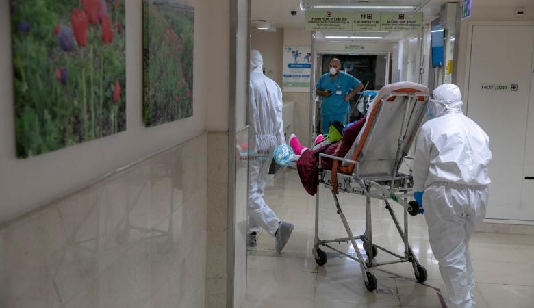 """ارتفاع حاد باعداد وفيات كورونا في """"اسرائيل """""""