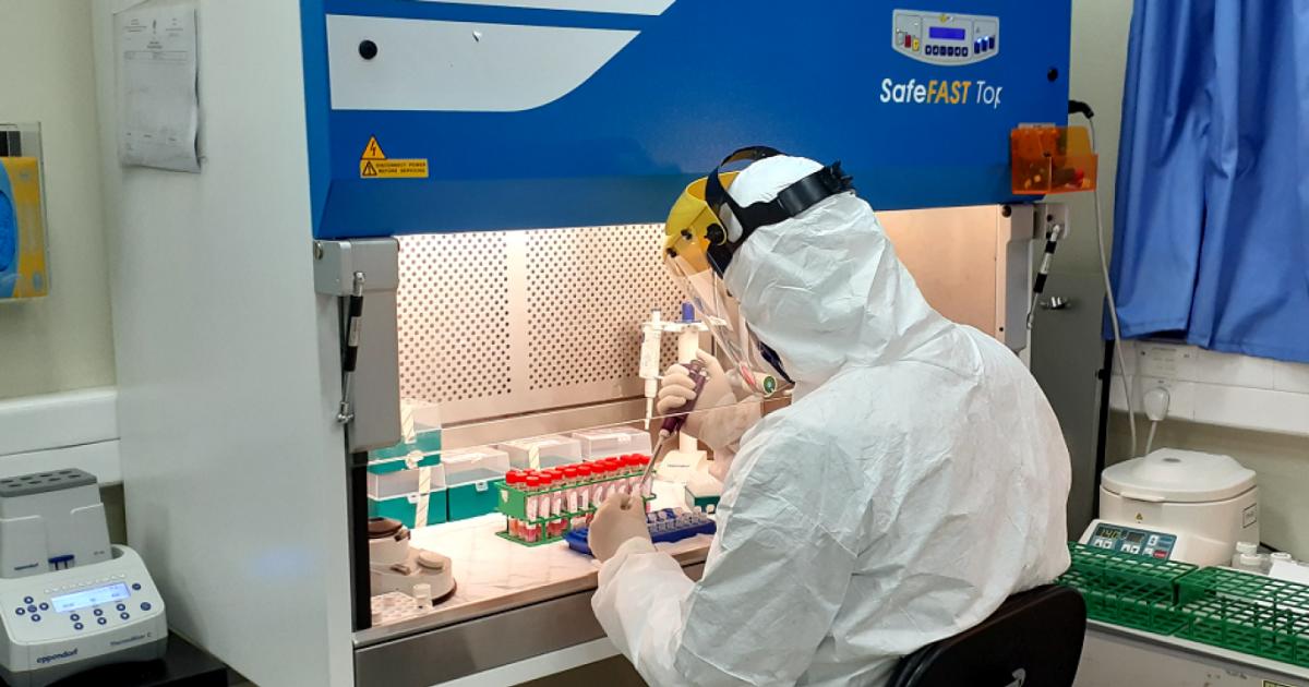 14 حالة وفاة و2645 اصابة جديدة بفيروس كورونا