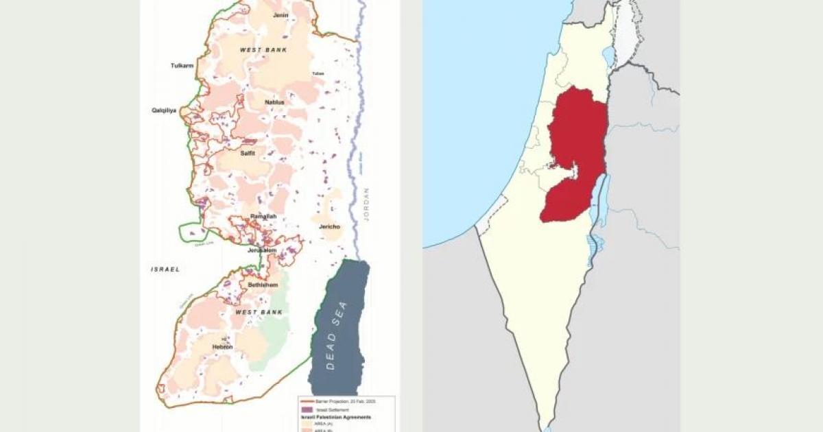 ما الذي تبقى لاقامة دولة فلسطينية رام الله